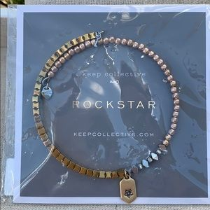 Keep Collective Rock Star bangle/bracelet